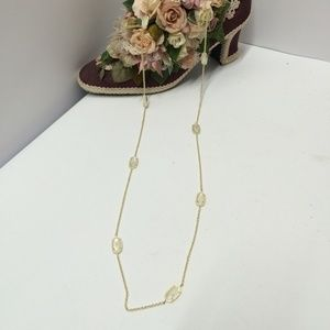 Gorgeous Kendra Scott Mother Of Pearl Necklace